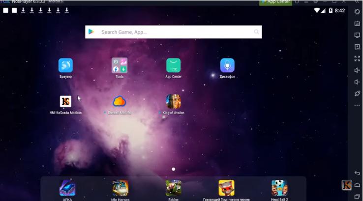Новая 7.3.0 версия HMI-Kascada